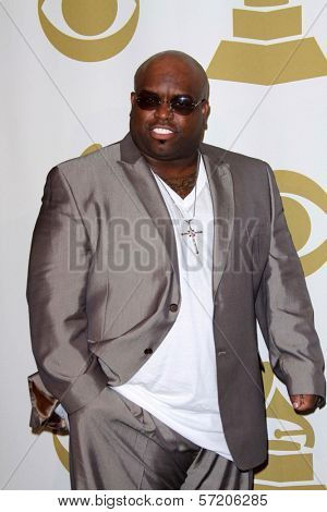 Cee Lo Green  at the  Grammy Nominations Concert Live, Club Nokia, Los Angeles, CA. 12-01-10