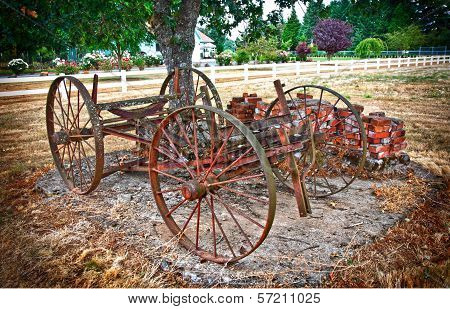 Antique Country Carriage