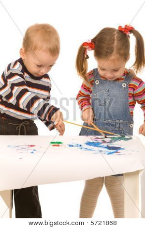 Young Painters