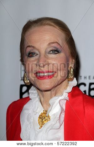 Anne Jeffreys at the