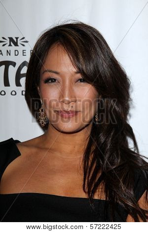 Carrie Ann Inaba at the