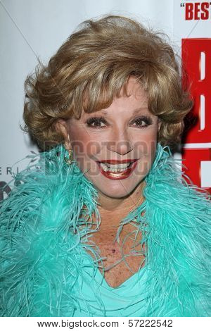 Ruta Lee at the