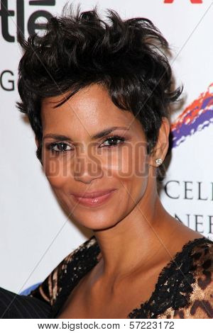 Halle Berry at the 2012 Silver Rose Gala, Beverly Hills Hotel, Beverly Hills, CA 04-14-12