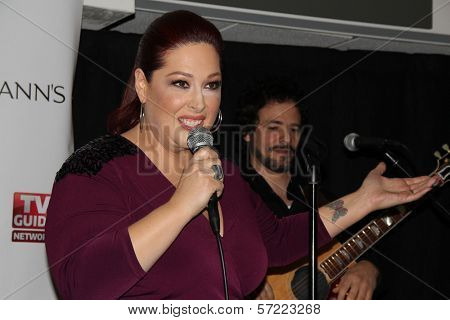 Carnie Wilson at the