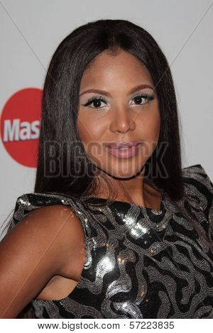 Toni Braxton at the Clive Davis And The Recording Academy's 2012 Pre-GRAMMY Gala, Beverly Hilton Hotel, Beverly Hills, CA 02-11-12