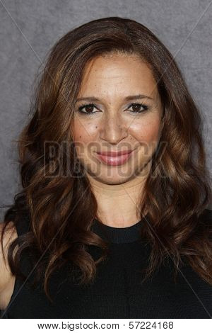 Maya Rudolph at the 17th Annual Critics' Choice Movie Awards, Palladium, Hollywood, CA  01-12-12
