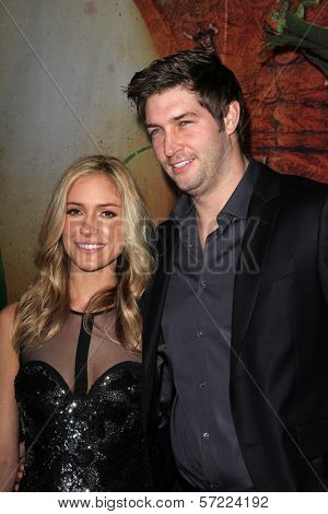 Kristin Cavallari and Jay Cutler  Kristin Cavallari, Jay Cutler  at the