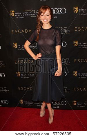 Ahna O'Reilly at the 18th Annual BAFTA Los Angeles Awards Season Tea Party, Four Seasons Hotel, Los Angeles, CA 01-14-12