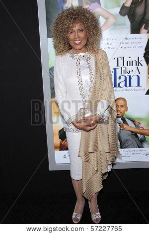 Ja'net DuBois at the Pan-African Film Festival