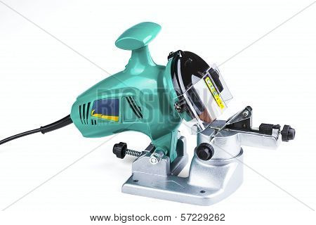 Saw Chain Bench Sharpener