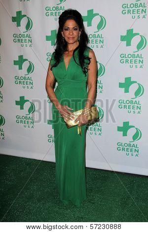 Sheila E. at Global Green USA's 9th Annual Pre-Oscar Party, Avalon, Hollywood, CA 02-22-12