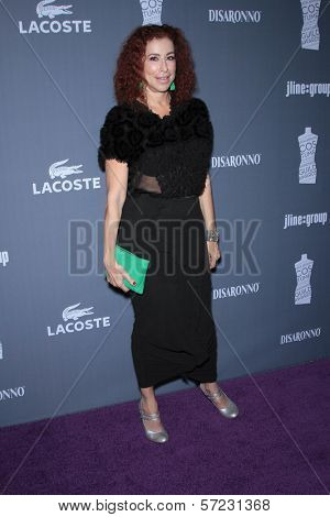 Roma Maffia at the 14th Annual Costume Designers Guild Awards, Beverly Hilton Hotel, Beverly Hills, CA 02-21-12