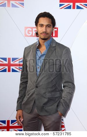 Elliot Knight at GREAT Global Initiative Honors British Nominees Of The 84th Annual Academy Awards, British Consul General Residence, Los Angeles, CA 02-24-12