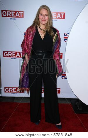 Geraldine James at GREAT Global Initiative Honors British Nominees Of The 84th Annual Academy Awards, British Consul General Residence, Los Angeles, CA 02-24-12