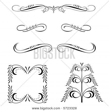 Scrollwork ornamental