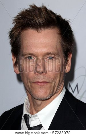 Kevin Bacon at the West Coast Premiere Reading of