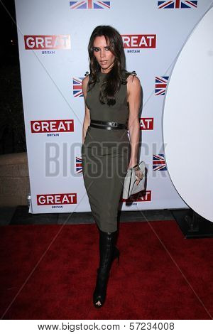 Victoria Beckham at GREAT Global Initiative Honors British Nominees Of The 84th Annual Academy Awards, British Consul General Residence, Los Angeles, CA 02-24-12