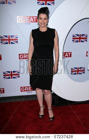 Julia Ormond at GREAT Global Initiative Honors British Nominees Of The 84th Annual Academy Awards, British Consul General Residence, Los Angeles, CA 02-24-12
