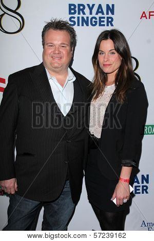Eric Stonestreet at the West Coast Premiere Reading of