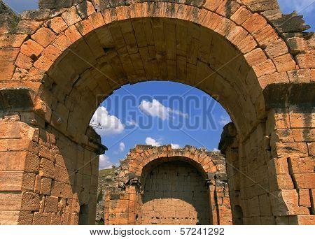 Ancient Hierapolis - Pamukkale