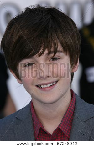 Greyson Chance at the 2010 MTV Video Music Awards, Nokia Theatre L.A. LIVE, Los Angeles, CA. 08-12-10