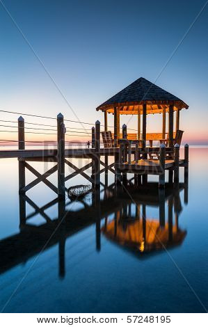 North Carolina Coastal Gazebo
