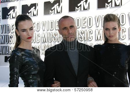 Gregor Chigal  at the 2010 MTV Video Music Awards, Nokia Theatre L.A. LIVE, Los Angeles, CA. 08-12-10