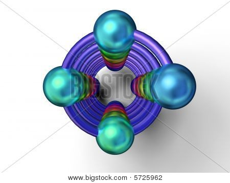 Spiral and colour spheres