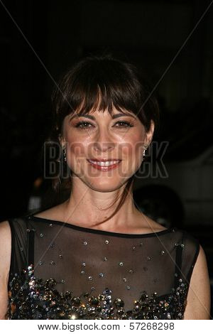 Rebecca Pidgeon at the