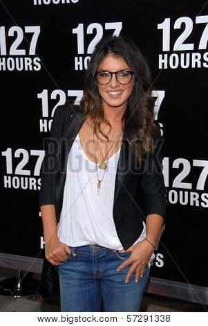 Shenae Grimes  at the