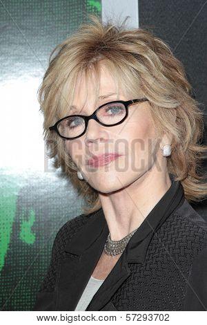 Jane Fonda at the