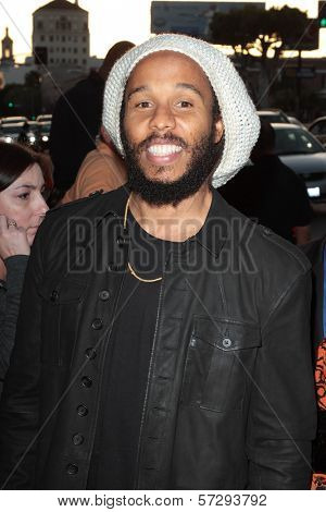 Ziggy Marley at the