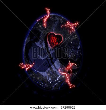 Scorpio Symbolic Love