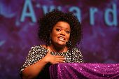 Yvette Nicole Brown at the 2010 BraveHeart Awards, Hyatt Regency Century Plaza Hotel, Century City,