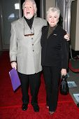 Marty Ingles and Shirley Jones  at thr Hollywood Walk of Fame's 50th Birthday Bash,  Kodak Theater G