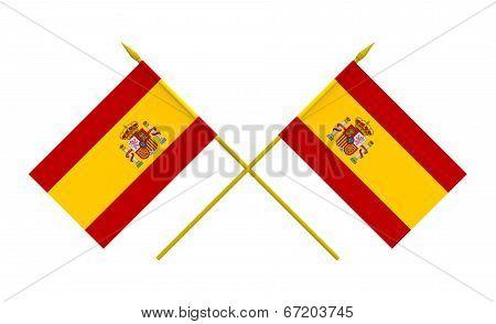 Flags, Spain