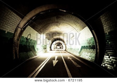 Tunnel By Night