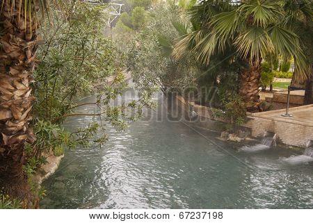 Artemis Pool View