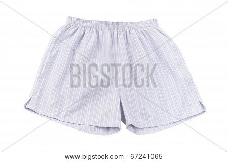 grey male boxers