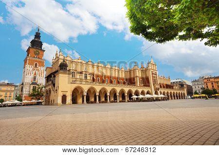 Town Hall Tower, Wieza ratuszowa w Krakowie