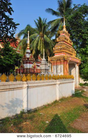 Spirit House Laos