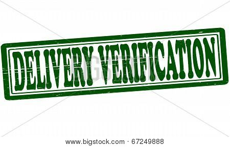 Delivery Verification