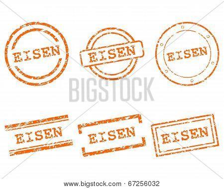 Eisen Stamps