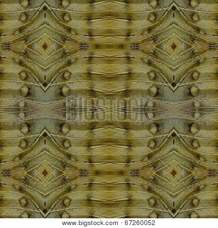 Beautifu Of Seamless Brownl Background Pattern Made Of Great Marquis Butterfly Wing Skin Texture