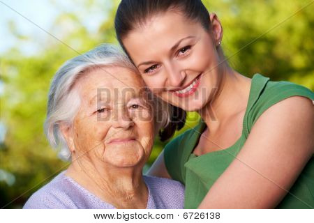 Young And Elderly
