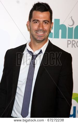 LOS ANGELES - JUN 24:  Joe Nation at the 5th Annual Thirst Gala at the Beverly Hilton Hotel on June 24, 2014 in Beverly Hills, CA