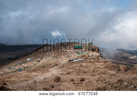 Barafu Hut And Camp, Kilimanjaro