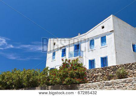 Nisyros island in Greece