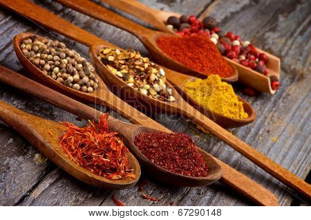 Spicy Spices