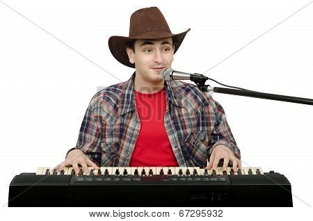 Singer And Songwriter Of Western Songs
